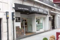 Restaurante Baden, fachada