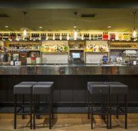 Restaurante Baden, barra
