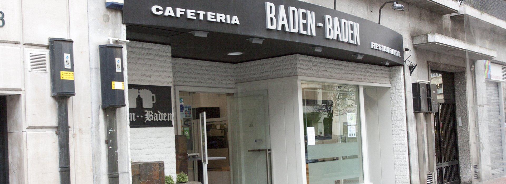 Restaurante Baden Baden bilbao